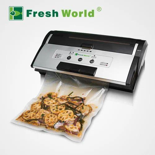 FRESHWORLD Fresh World FW3150 Commercial Vacuum Sealer For Food Capacity 35CM SEALING WIDTH