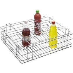 Kitchen Bottle Basket