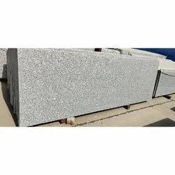Polished White Granite