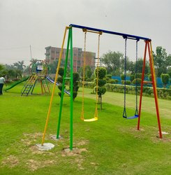 Chain Swing Two Seater Model