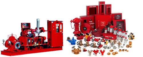 Fire Fighting Equipment - FIRE HOSE REEL Manufacturer from Hyderabad