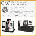 Cnc Milling & Lathe  With Cad/cam Software