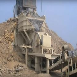 150 TPH Stationary GSB Crushing Plant