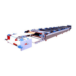 Silk Fabric Printing Machine