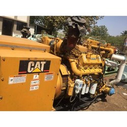 Non-Silent 150 kVA Marine Diesel Generator for Industrial, 440 V