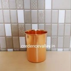 Copper Glass Glossy Finish