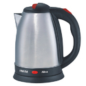 Inalsa Aliva 1500 Watt Electric Kettle In 1.5-Litre (Black/Silver)