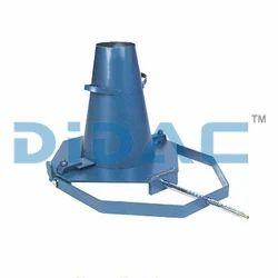 Slump Cone Test Apparatus