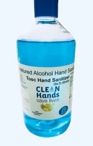 80% Iso Propyl Alcohol Based Hand Sanitizer 500 ml