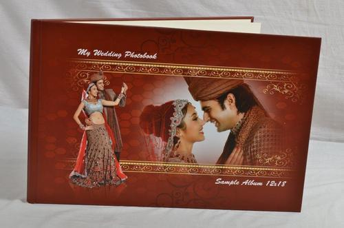 12 X 12 Wedding Photo Book Photo Album Hard Case At Rs 3000
