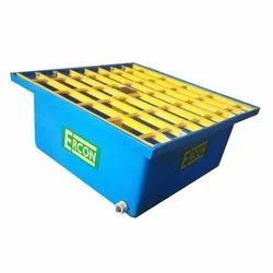 Ercon Single Drum Spill Pallet