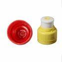 Plastic Yellow, Red Sports Bottle Cap