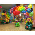 Balloon Decorations Service, In Local