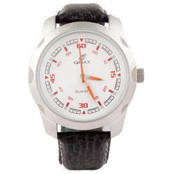 QMAX Analog Men's Silver Watch, Model: 5701-sp, Model Name/Number: 5701-sp