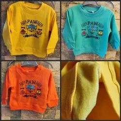 Kids Important Soft Material Sweater