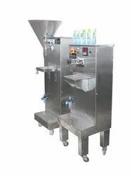 Semi Automatic Sanitizer Liquid Filling Machine
