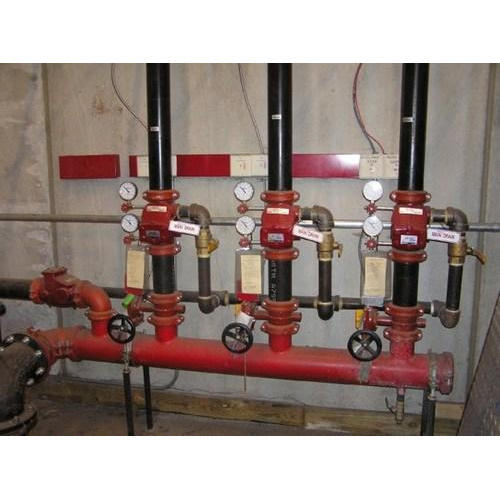 Pre Action Fire Sprinkler Systems