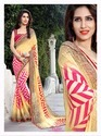Party Exclusive Georgette Saree