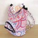 Handmade Light Weight Packable  Backpack Bag
