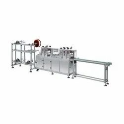 5 kW Non Woven Face Mask Making Machine