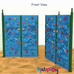 Four Way Climbing Wall KP-TTN-314