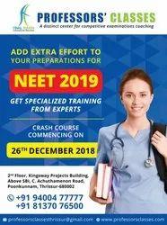 Crash Course for NEET 2019