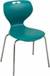 PVC Canteen Chair