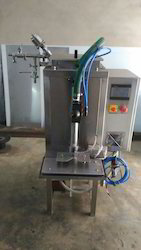 Semi Automatic Pesticides Liquid Filling Machine