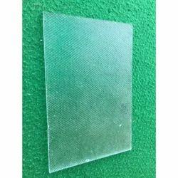 Transparent Window Glass, Thickness: 4mm
