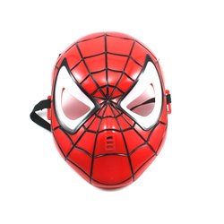 Spider Man LED Light Up Mask For Boys And Girls(Role Play Mask)