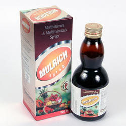 Ayurvedic Mulrich Multivitamin and Multiminerals Syrup