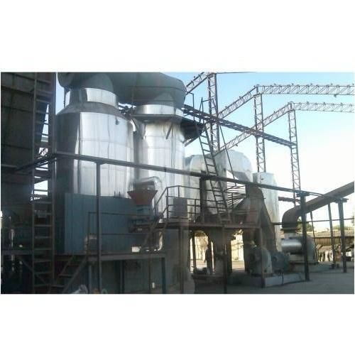 Coal Fired Thermal Fluid Heater