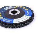 Flap Discs- Zircon - Anti-Clogging - 125 mm