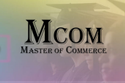 Master Of Commerce Courses