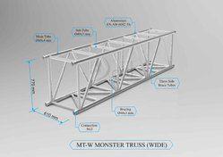 MT-W - Monster Truss(wide)