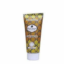 Bharti Tanejas Instant Fairness Gel, Packaging Size: 50 Gm, Cream