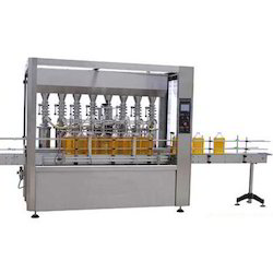 Innovative packtechs Automatic Oil Filling Machine, Capacity: 25 To 45 Bpm, 3 Hp