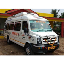 20 Seater AC Tempo Traveller Rental Services