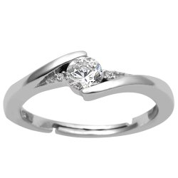 SR02735 925 Sterling Silver Ring