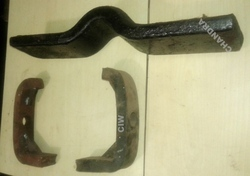 Clamp Type Railway Bend Fish Plate