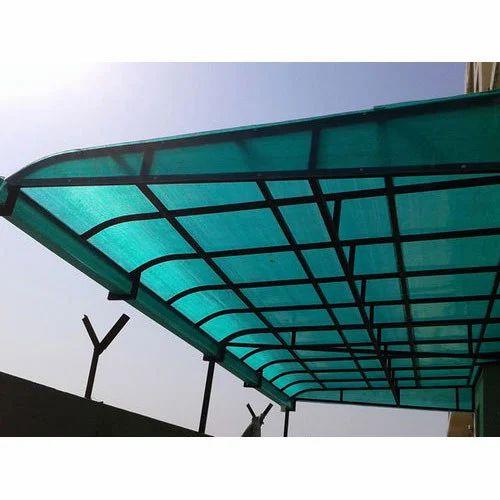 outdoor fiber shade आउटड र श ड hemkund interior delhi