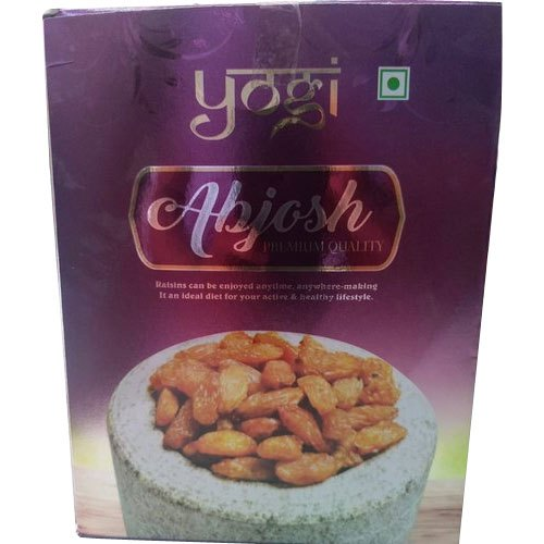 Yogi Golden Dried Raisin, Packaging Size: 250gm, Packaging Type: Plastic Box
