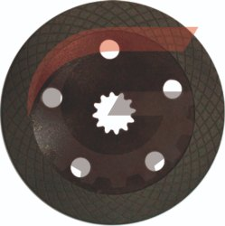 Wet Brake Disc - Same Greaves