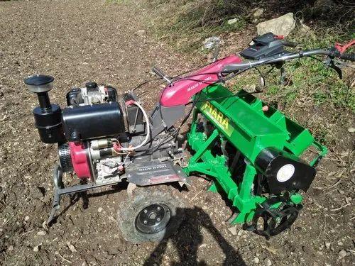 Power Tiller Seed Drill Planter