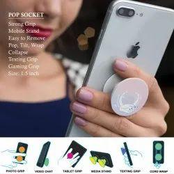 Mobile Pop Socket