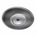 Silver Aluminium Bowls