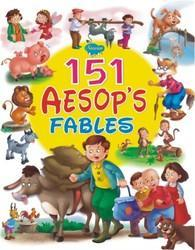 151 Aesop's Fables Book