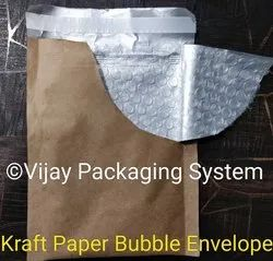 Bubble Mailer Envelopes Kraft Paper Air Bubble Bags
