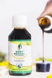 Liquid Body Revival Ayurvedic Cancer Medicine, Packaging Type: Bottle