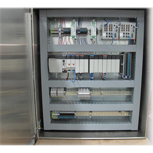 415 Ecosys Plc Automation Control Panel  Ip65  For Process